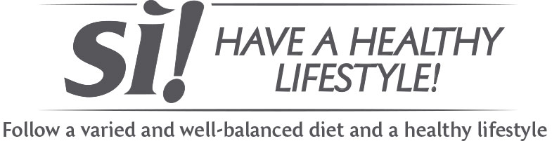SÌ! have a healthy lifestyle